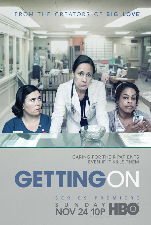 Serie TV Getting On immagine di copertina