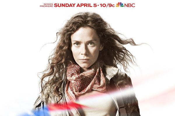 Serie TV American Odyssey immagine di copertina
