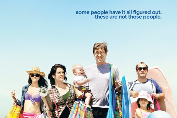 Serie TV Togetherness immagine di copertina