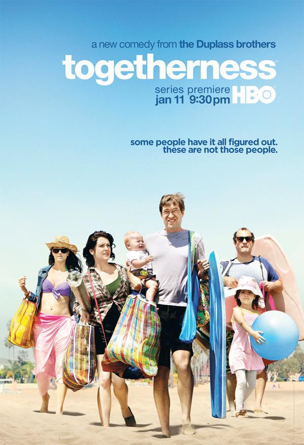 Serie TV Togetherness immagine di copertina