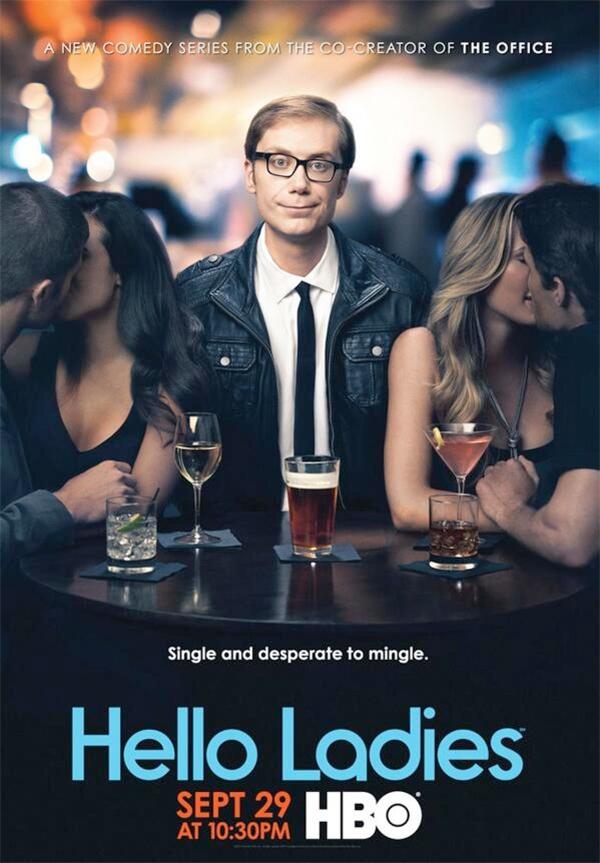Serie TV Hello Ladies immagine di copertina