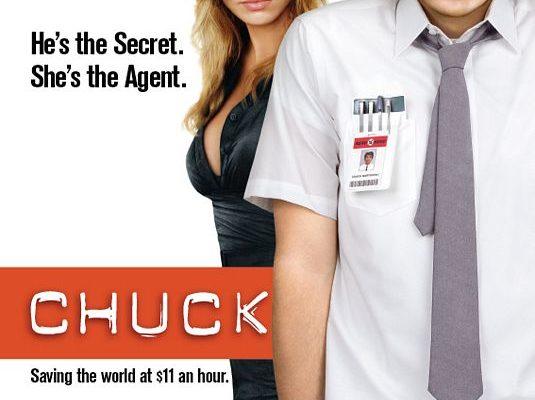 Serie TV Chuck immagine di copertina