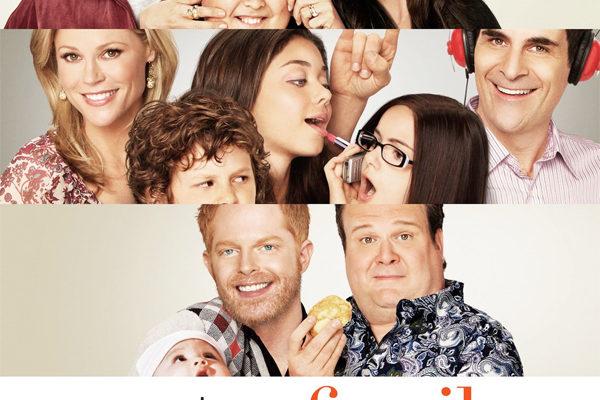 Serie TV Modern Family immagine di copertina