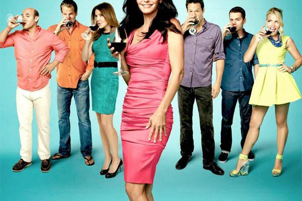 Serie TV Cougar Town immagine di copertina