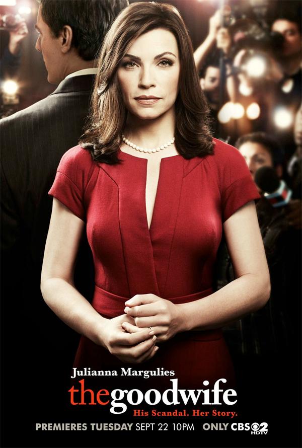 Serie TV The Good Wife immagine di copertina