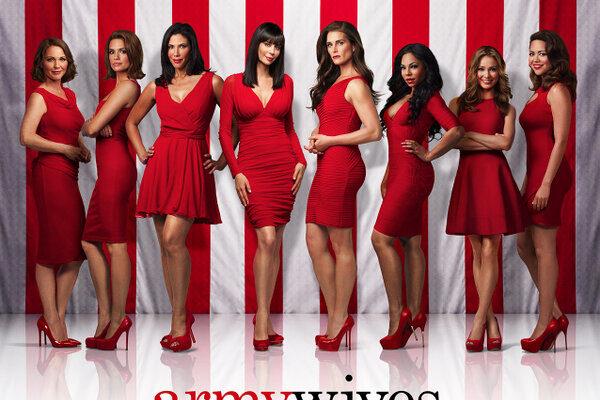 Serie TV Army Wives immagine di copertina