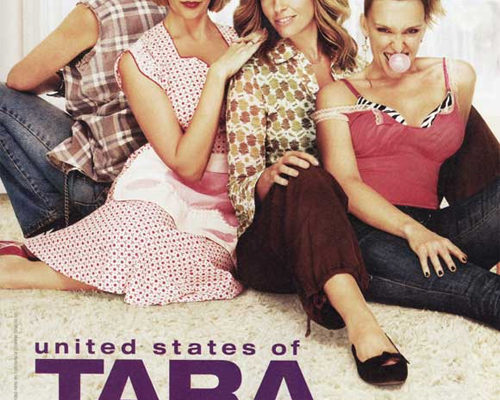 Serie TV United States of Tara immagine di copertina