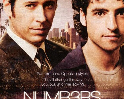 Serie TV Numb3rs immagine di copertina