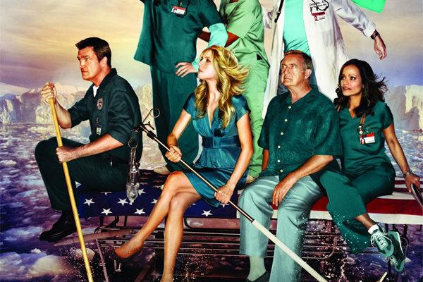 Serie TV Scrubs immagine di copertina
