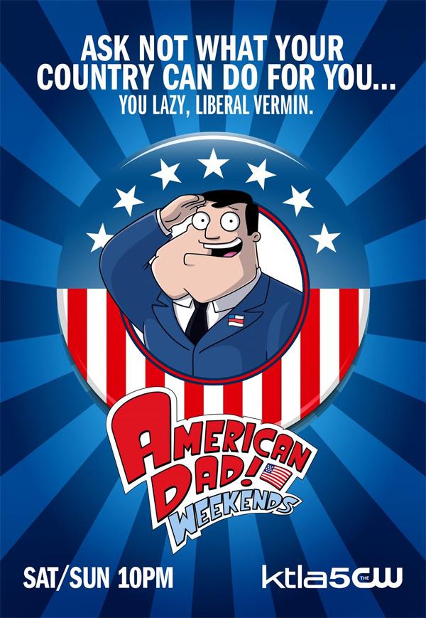 Serie TV American Dad! immagine di copertina