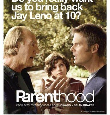 Serie TV Parenthood immagine di copertina