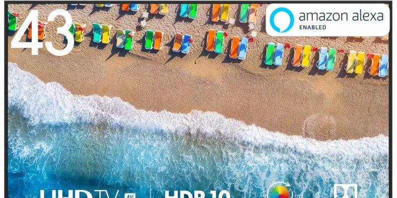 televisore Hisense H43BE7200