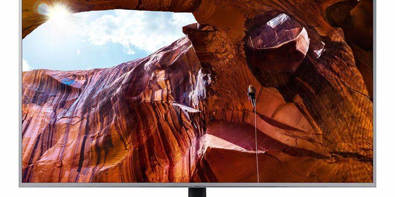 televisore Samsung TV UE55RU7450UXZT