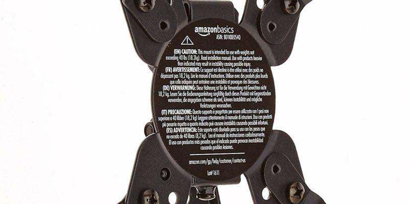 AmazonBasics AmazonBasics Supporto TV