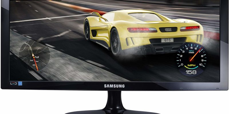 Samsung Monitor Samsung LS24D330HSU Monitor